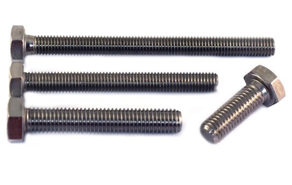 Metric Hex Head Cap Screws A2 Stainless Steel