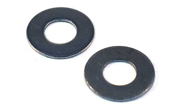 Flat Washers<br />18-8 / 304 Stainless Steel