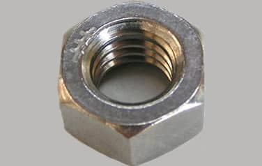 Machine Screw Nuts<br />18-8 / 304 Stainless Steel
