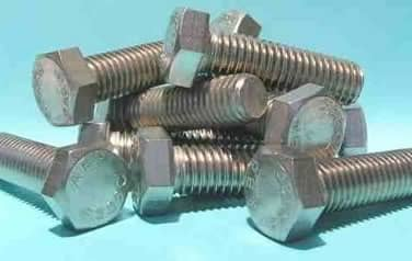 Tap Bolts Full Thread<br />18-8 / 304 Stainless Steel