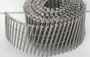 Collated Nails 304 Stainless Steel