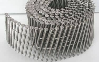 Collated Nails<br />304 Stainless Steel