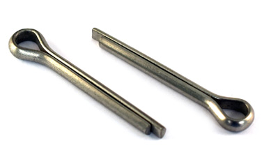 Cotter Pins – Extended Tip<br />18-8 / 304 Stainless
