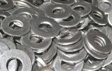 Metric Washers<br />A2 Stainless Steel