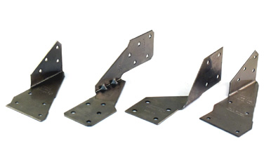 Hurricane Clips & Ties<br /> 316 Stainless Steel