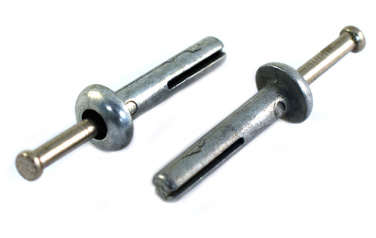 Nail Ins<br />18-8 Stainless Steel