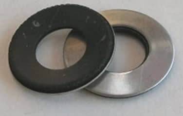 Neoprene Bonding Washer<br />18-8 / 304 Stainless Steel