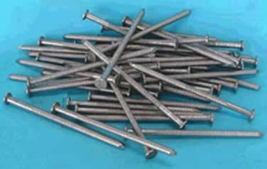 Ring Shank Nail<br />304 Stainless Steel