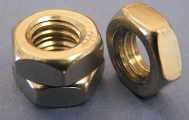 Thin Nuts &#8211; All Styles<br />18-8 / 304 Stainless Steel