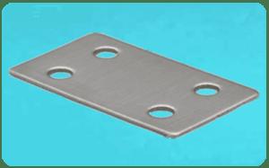 custom stainless steel plate